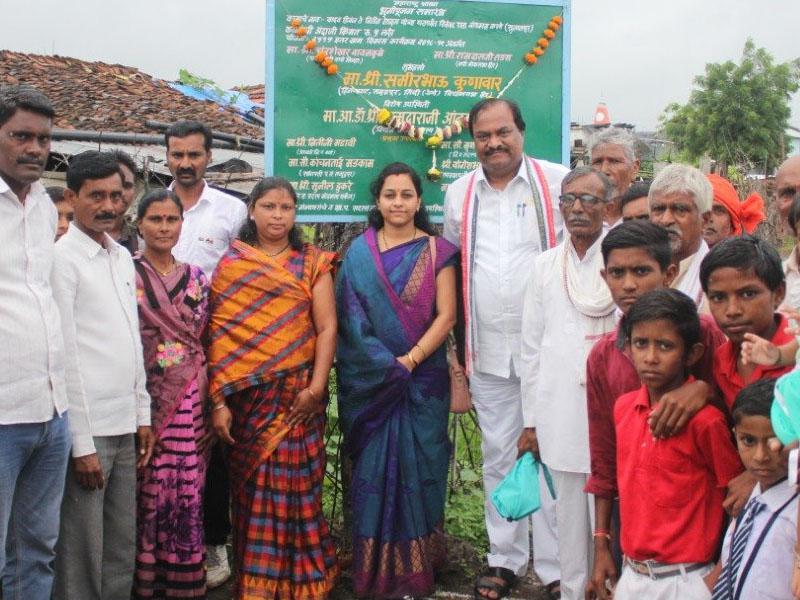 हिंगणघाट विधानसभा क्षेत्राअंतर्गत येणाऱ्या विविध ग्रामीण भागांच्या विकासासाठी कोट्यवधी रुपयांचा निधी मंजूर.
